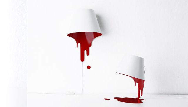 Cromoterapia pulp redmag - Lampada a muro ikea ...