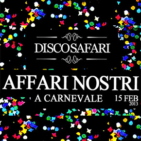 AffariNostri_discosafari