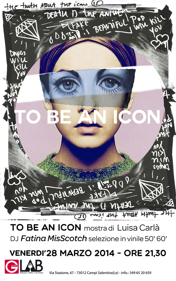 TO BE AN ICON
