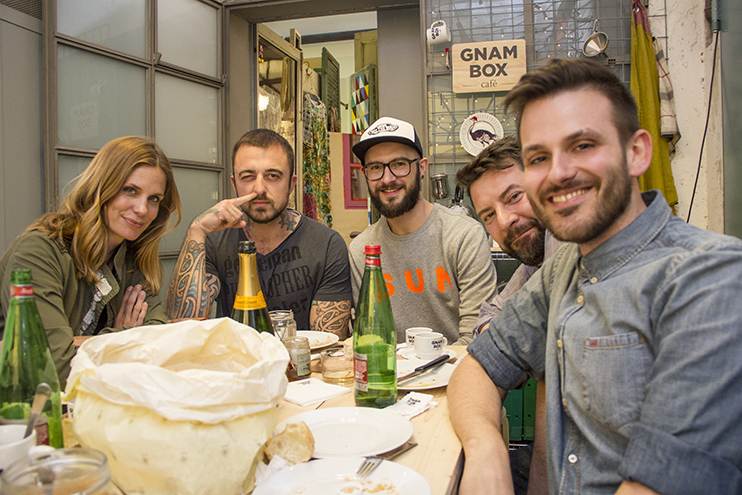 Gnam Box Cafè 5Vie Filippa