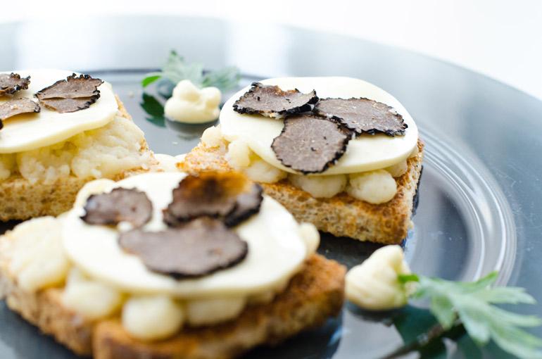 Toast Tigre Norcino