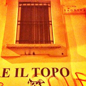 Via Bagnera E IL TOPO