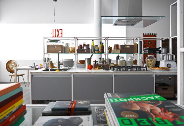 "VALCUCINE, Kitchen Becomes Open!"""