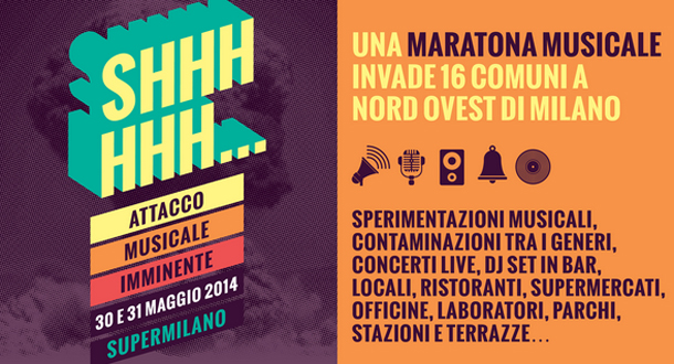 SHHH Milano