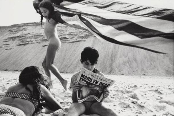 Fotografiska Robert Frank
