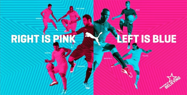 puma startbelieving