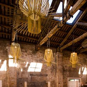 Ambientazioni Foscarini alla Biennale di Venezia