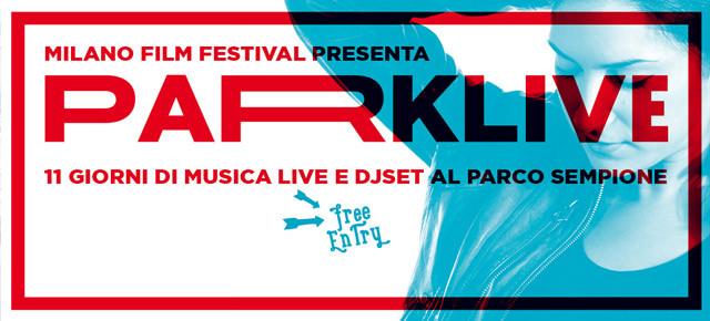 PARKLIVE al Milano Film Festival