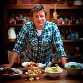 Jamie Oliver e lo Slow Food