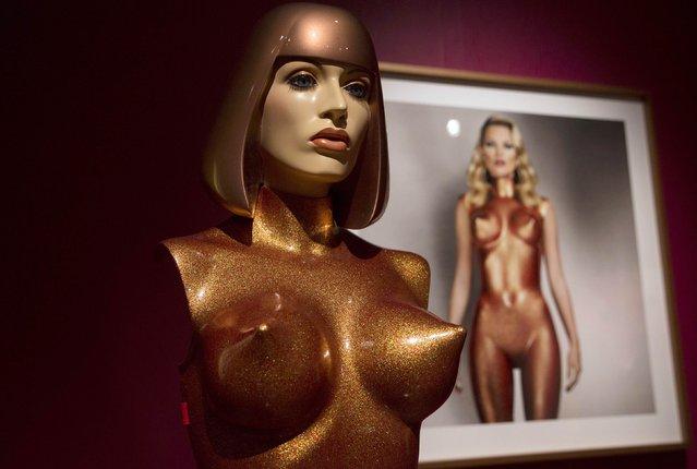 allen jones : riflessioni sul corpo femminile
