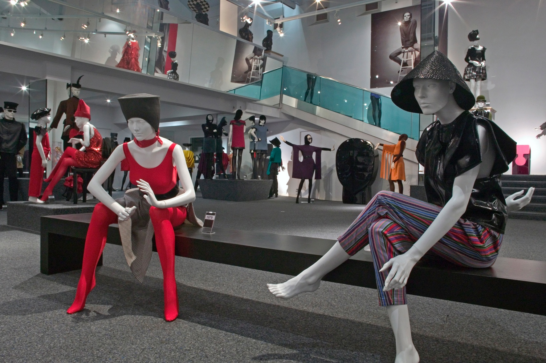 Musée Pierre Cardin, Passé-Présent-Futur
