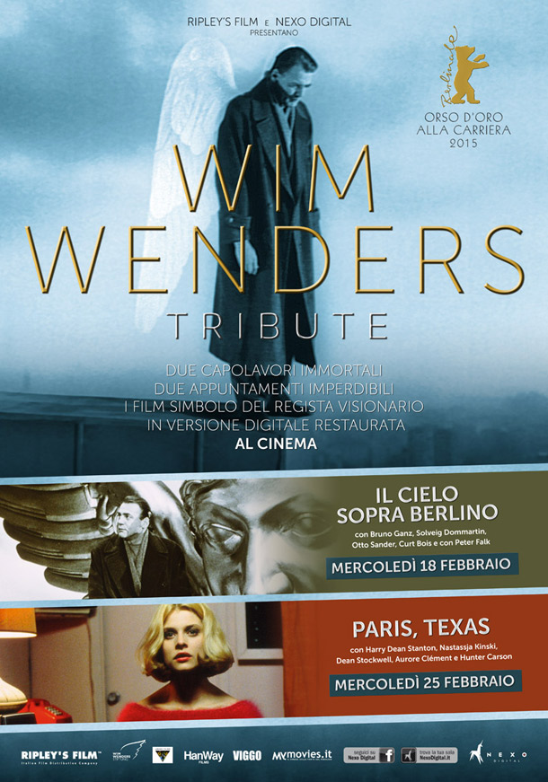 Wim Wenders Tribute