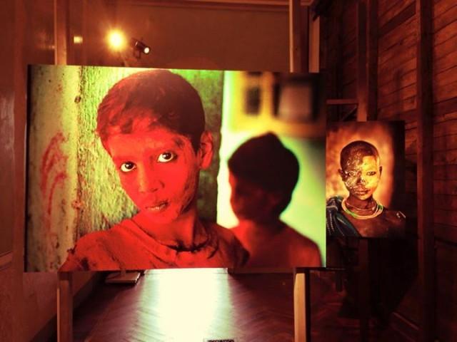 Steve McCurry Oltrelosguardo Photo RedMade
