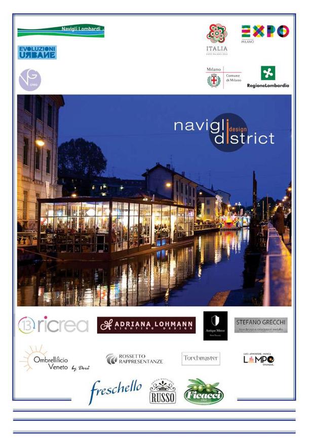 Fuorisalone Navigli Design District