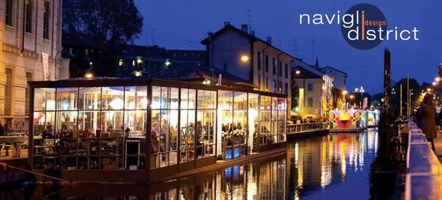 Fuorisalone @Navigli Design District
