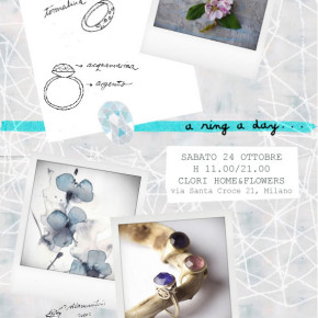 """Collezione """"a ring a day…"""""""