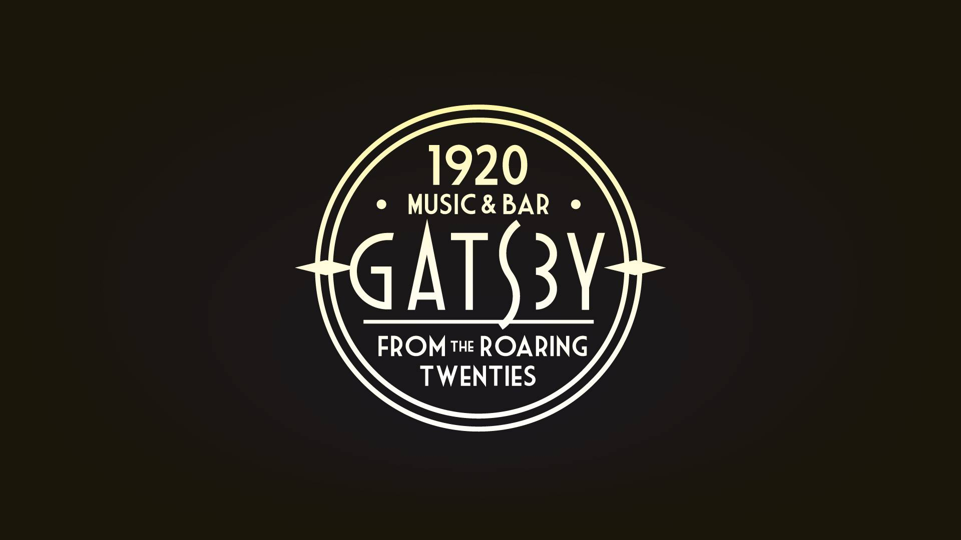 Gatsby - Music&Bar from 1920 w/Black Bottom Jazz Band