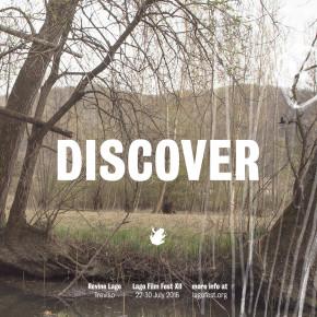 DISCOVER - XII Lago Film Fest