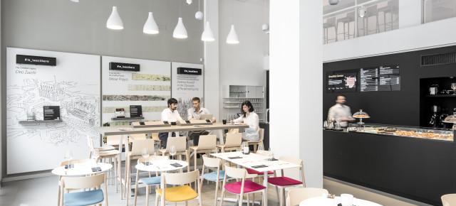 Il primo Moleskine Café a Milano