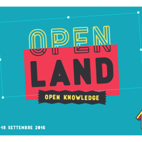 Open Land: open knowledge