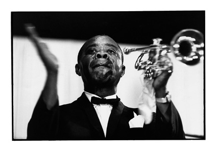 Louis Armstrong, Juan-les-Pins (France) 1967