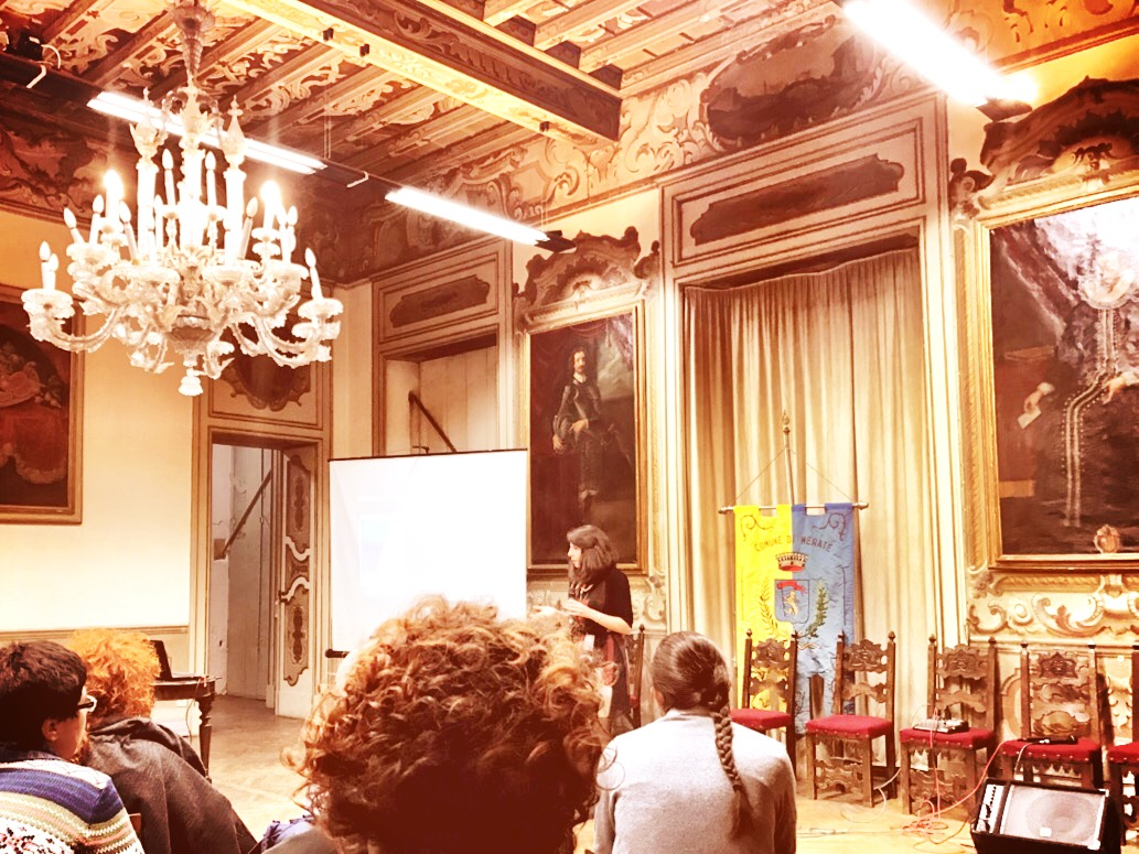 cm fest be smart - Eva Ratti - foto RedMade
