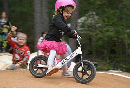 Bici senza pedali in metallo Strider