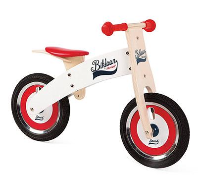 Bicicletta senza pedali in legno - Bikloon Janod