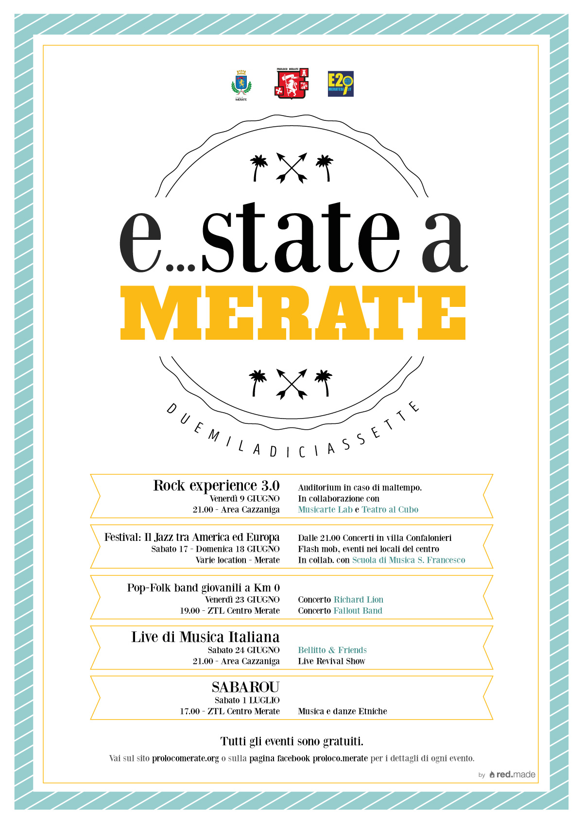 Estate a Merate
