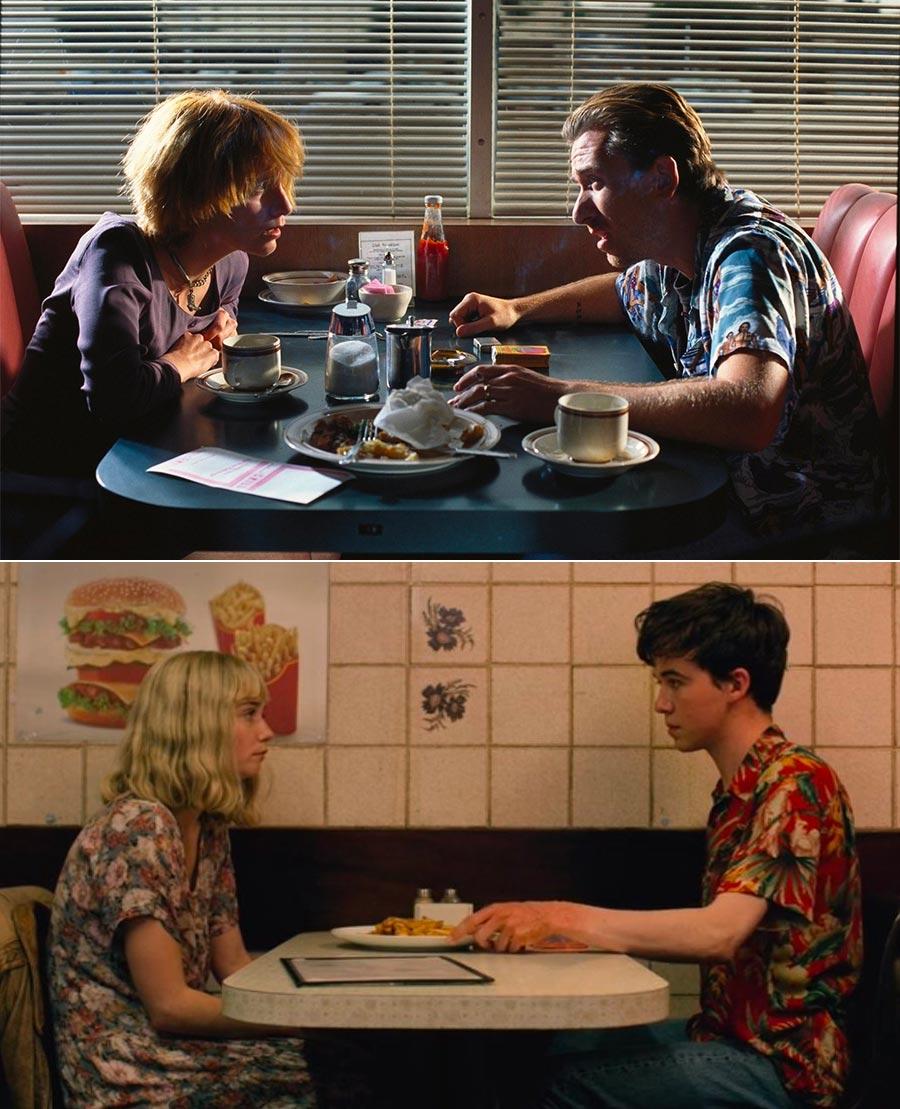 Zucchino e Coniglietta di Pulp Fiction (Tim Roth e Amanda Plummer)