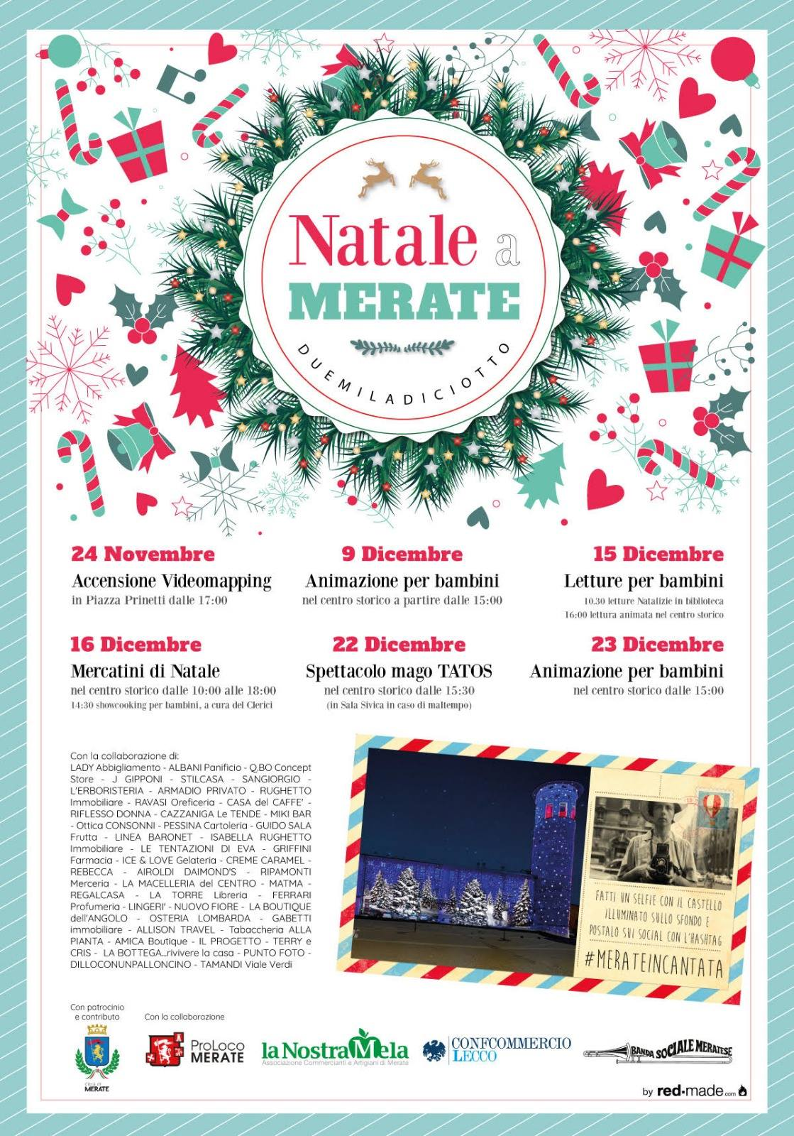 Natale a Merate