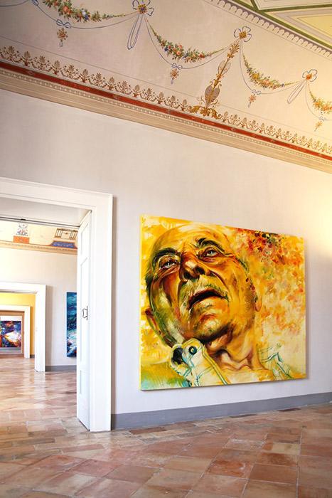 Mario Vespasiani Arte